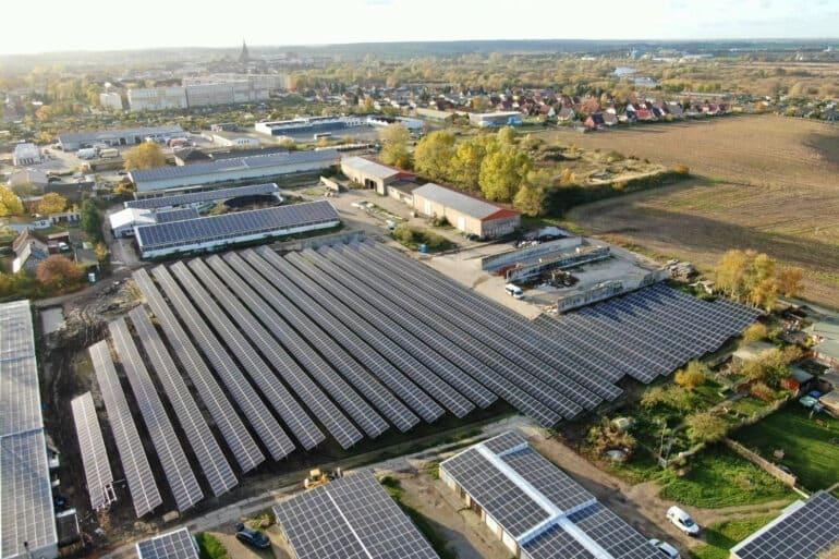 Reca Solar zrealizował inwestycje o mocy 1,2 MW na terenie Niemiec